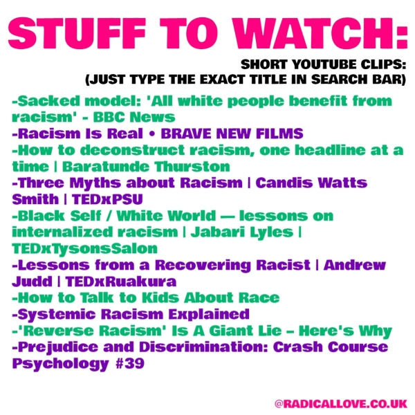 stuff to watch 3